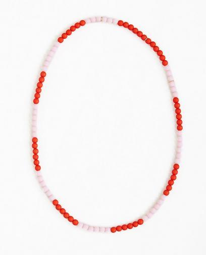 Collier avec des perles